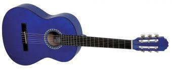 Koncertní kytara Basic 3/4 medová barva