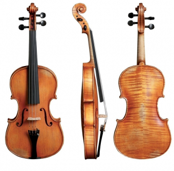 Koncertní viola Germania 11 Model Berlin Antik 39,5 cm