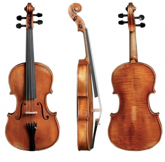 Koncertní viola Germania 11 Model Rom Antik 39,5 cm