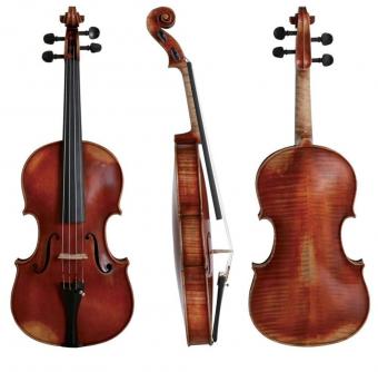 Koncertní viola Germania 11 Model Prag Antik 39,5 cm
