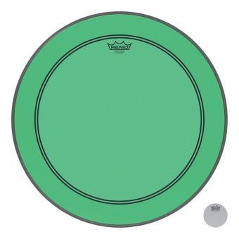 Blána pro bicí Colortone Powerstroke 3 clear 26