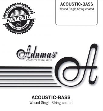 Jednotlivé struny Adamas Phosphor Bronze .040w/1,01mm