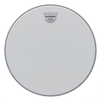 Blána pro bicí Classic Fit  Ambassador - bílá hrubá 18