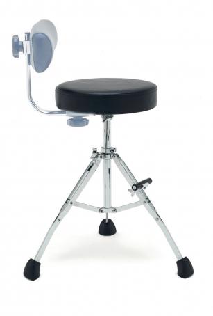Stolička pro bicí Compact Performance GGS10S Výška 53 cm