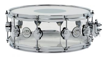 Snare drum Design Acryl Clear