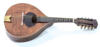 Plochá mandolína Pro Arte Antique Antique