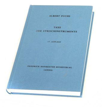 Odborná literatura Fuchs-Möckel-Taxe