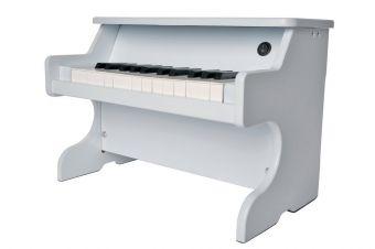 Klávesové nástroje Mini Piano bílá Mini Piano
