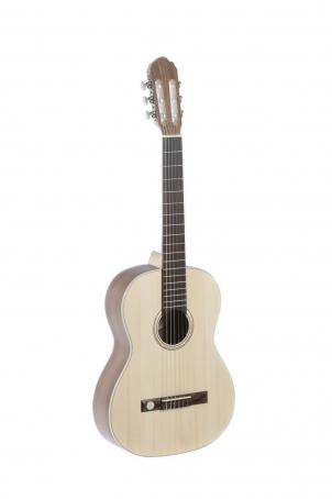 Klasické kytary Pro Natura Silver 7/8 velikost Senorita 7/8