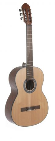 Klasické kytary Student Cedar 7/8 velikost natur