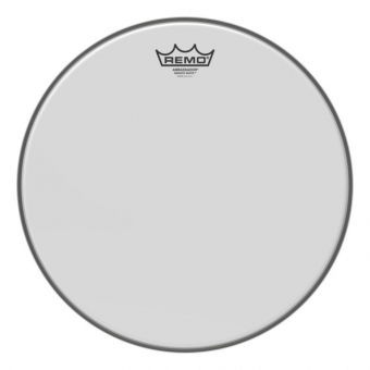 Blána pro bicí Ambassador Bílá, bass drum 26
