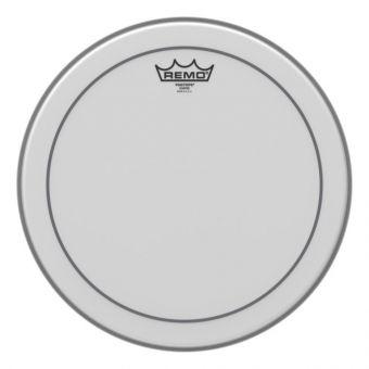 Blána pro bicí Pinstripe Bílá, zdrsněné na bas drum 20
