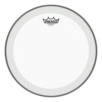 Blána pro bicí Powerstroke 4 Transparentní Bass drum 26