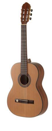Klasické kytary Pro Arte Maestro CM-100 7/8 velikost Lefthand