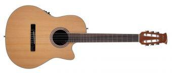 E-akustická, klasická kytara AB24CII  Mid Cutaway Nylon Natural Satin AB24CS-4S