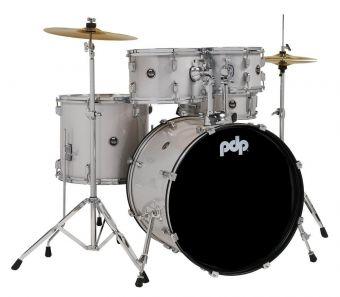 E-bicí sady Centerstage Diamond White Sparkle PDCE2215KTDW