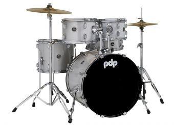 E-bicí sady Centerstage Diamond White Sparkle PDCE2015KTDW