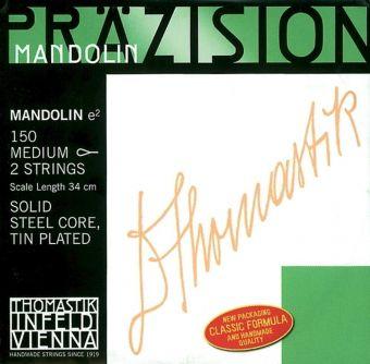 Thomastik struny pro Mandolínu  E medium 150