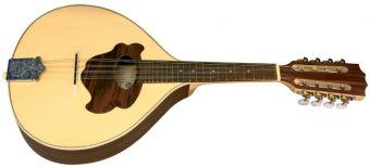 Plochá mandolína Pro Natura Silver