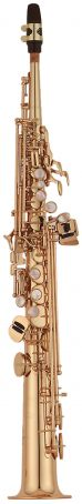 """Bb – Sopran Saxofon """"La Voix II"""" CSS-280R Step Up  CSS-280R"""