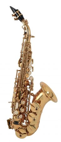Bb – Sopran Saxofon Roy Benson SG-302  SG-302