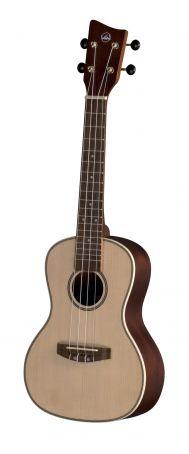 Koncertní ukulele Manoa Maui M-CO  Concert Sapelli matt