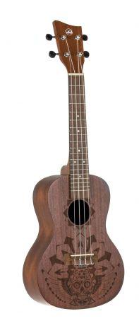 Koncertní ukulele Manoa KT-CO-MEXICO