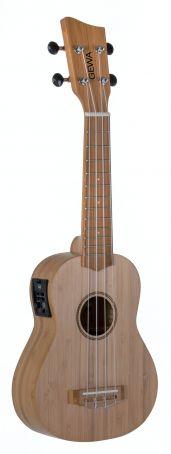 Sopran E-akustické Ukulele Manoa Kaleo K-SO-BBE  Sopran
