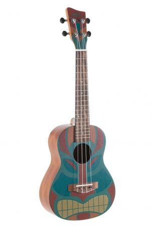 Koncertní ukulele Manoa K-CO-TC  Design 3